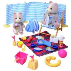 Игровой набор Sylvanian Families День на море (4870)