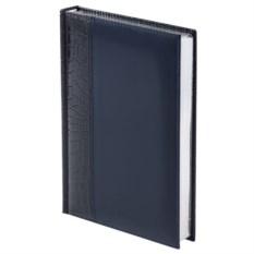 Ежедневник Luxe Reptail синего цвета