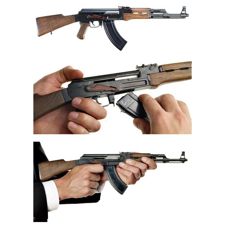 Миниатюрное оружие - GUN - АК-47