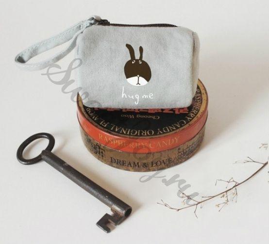 Ключница Hug Me – Rabbit