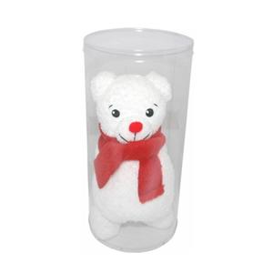 Медведь (свернутое полотенце)