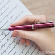 Шариковая ручка Стильная особа