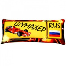 Автомобильная подушка-антистресс Шумахер