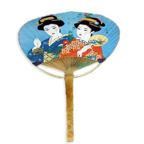 Японский традиционный веер