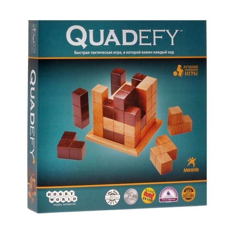 Настольная игра Quadefy