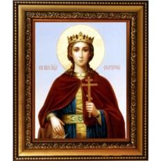 Икона Екатерина Александрийская Святая великомученица