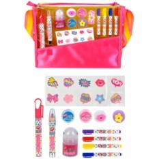 Набор детской декоративной косметики в сумке Markwins Pop