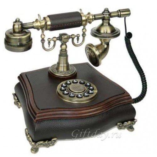 Телефон в ретро стиле