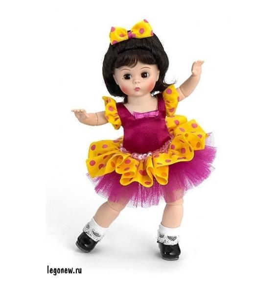 Кукла Танцовщица польки