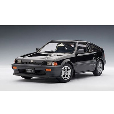 HONDA BALLADE SPORTS CR-X Si 1984 (BLACK)