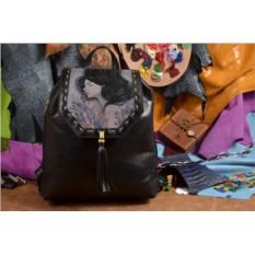 Женский рюкзак с принтом Одри Кавасаки