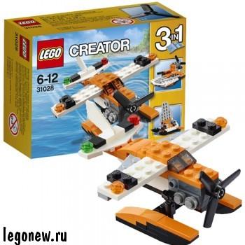 Конструктор Гидроплан Lego