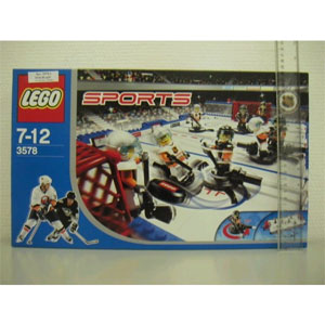Конструктор lego-sport: Первенство НХЛ