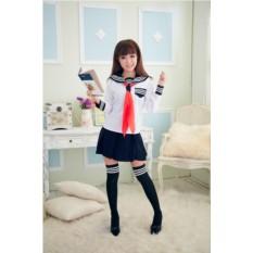 Японская школьная форма для девочек Матроска