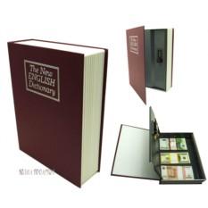 Книга сейф с кодовым замком  The New English Dictionary