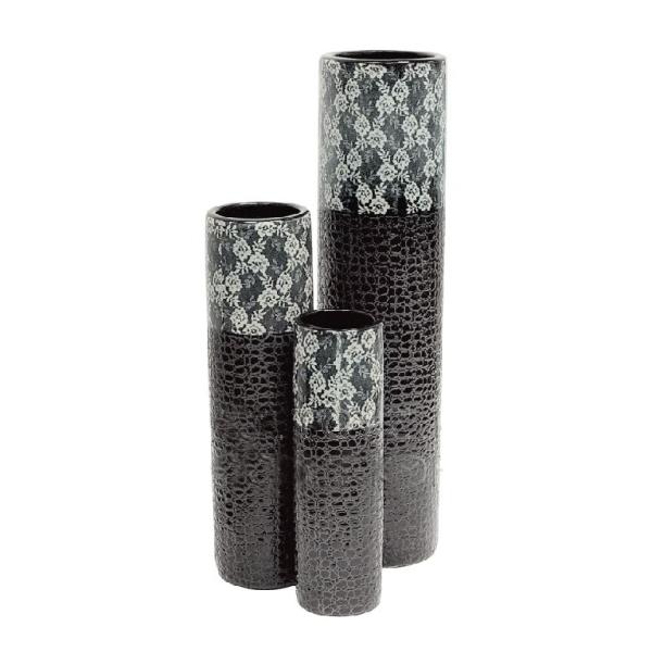 Ваза «Стиль» цилиндр керамическая