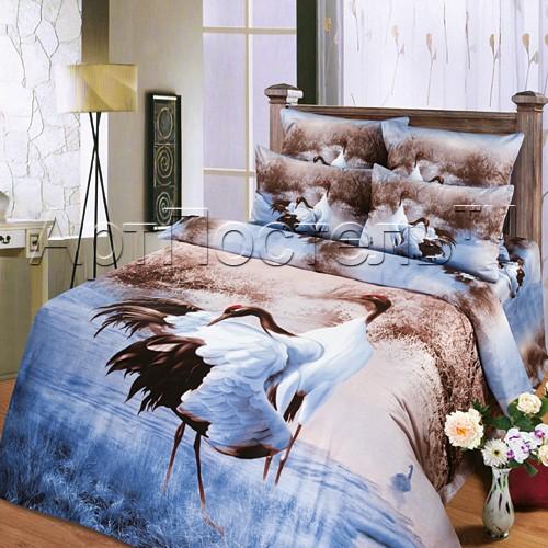 Комплект постельного белья Совершенство (евростандарт)