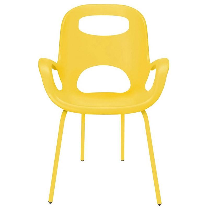 Желтый дизайнерский стул Oh Chair