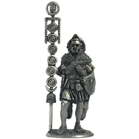 Сигнифер II легиона Августа. Рим, 1 век н.э.