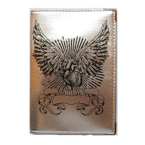Обложка для паспорта «Серебро»