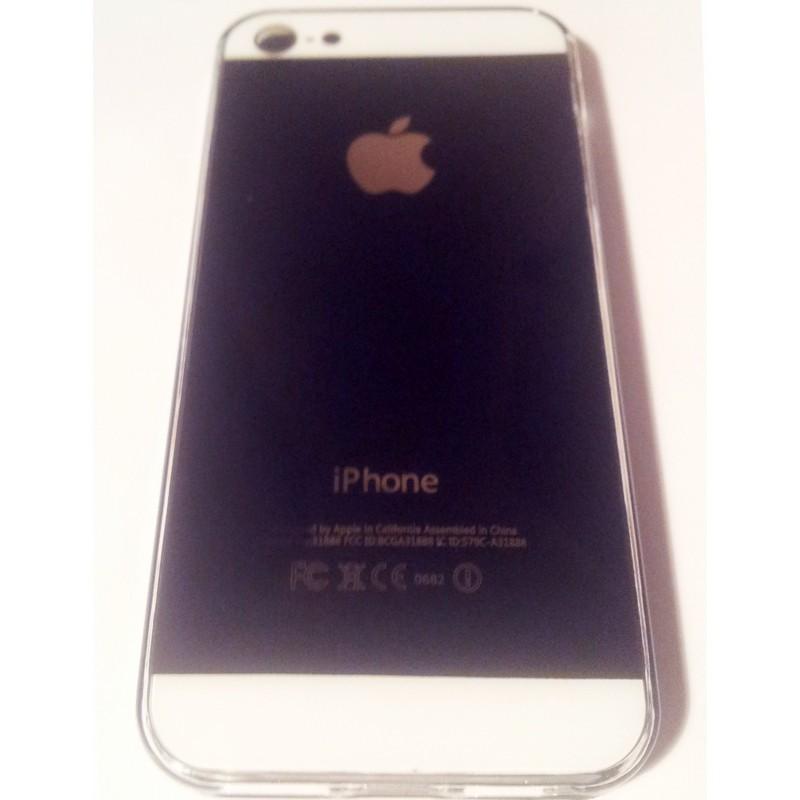 Бампер черный для iphone 5