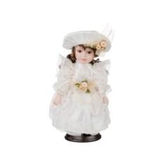 Фарфоровая кукла Бээтти с мягконабивным туловищем