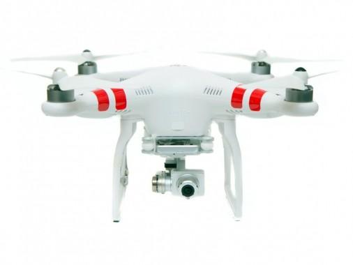 Квадрокоптер DJI Phantom 2 Vision + (Plus)