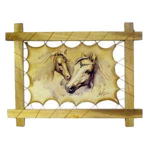Авторская картина «Лошади»