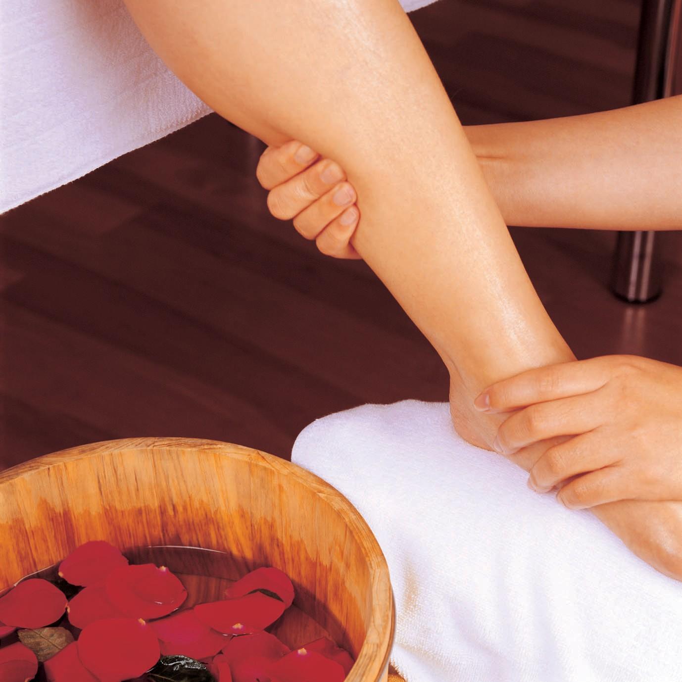 Сертификат: Тайский фут – массаж Шёлковый путь