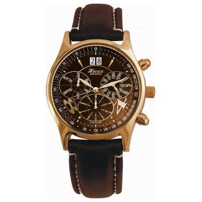 Мужские  золотые  часы НИКА - Георгин 1024.0.3.62