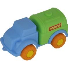Пластмассовая игрушка Автомобиль-водовоз Антошка