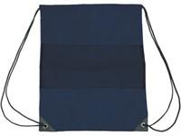 Рюкзак-мешок с сеткой, темно-синий