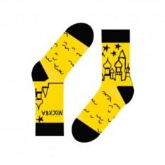 Носки Red Square (цвет — желтый)
