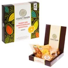 Набор для приготовления шоколада Секрет Майя