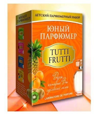 Набор Юный парфюмер TUTTI FRUTTI