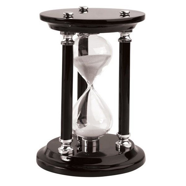 Часы песочные «Нефрит»