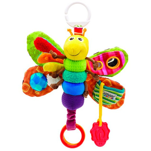 Игрушка для малышей TOMY Lamaze Светлячок Фредди