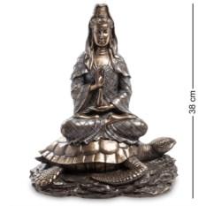 Статуэтка Гуаньинь - богиня милосердия , высота 37 см