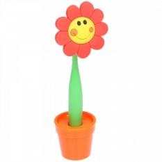 Ручка с подставкой «Веселый цветок»