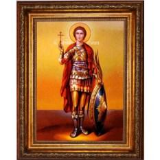 Икона на холсте Уар Святой мученик