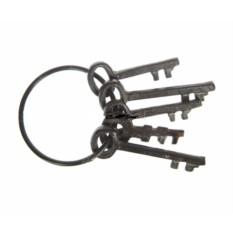 Интерьерное украшение Связка старинных ключей