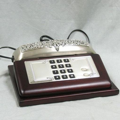 Телефон sirio mogano (кр. дерево)
