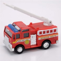 Машинка New Bright&Soma Пожарная машина с лестницей