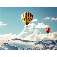 Полет на воздушном шаре (2 взрослых + 1 ребенок)