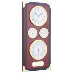 Часы с метеостанцией: барометр, термометр, гигрометр