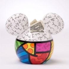 Декоративная копилка Mickey Mouse Britto Disney