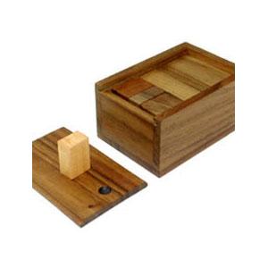 Головоломка Парадоксальная коробка