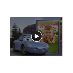 Видеопоздравление для ребенка по мотивам любимых мультиков