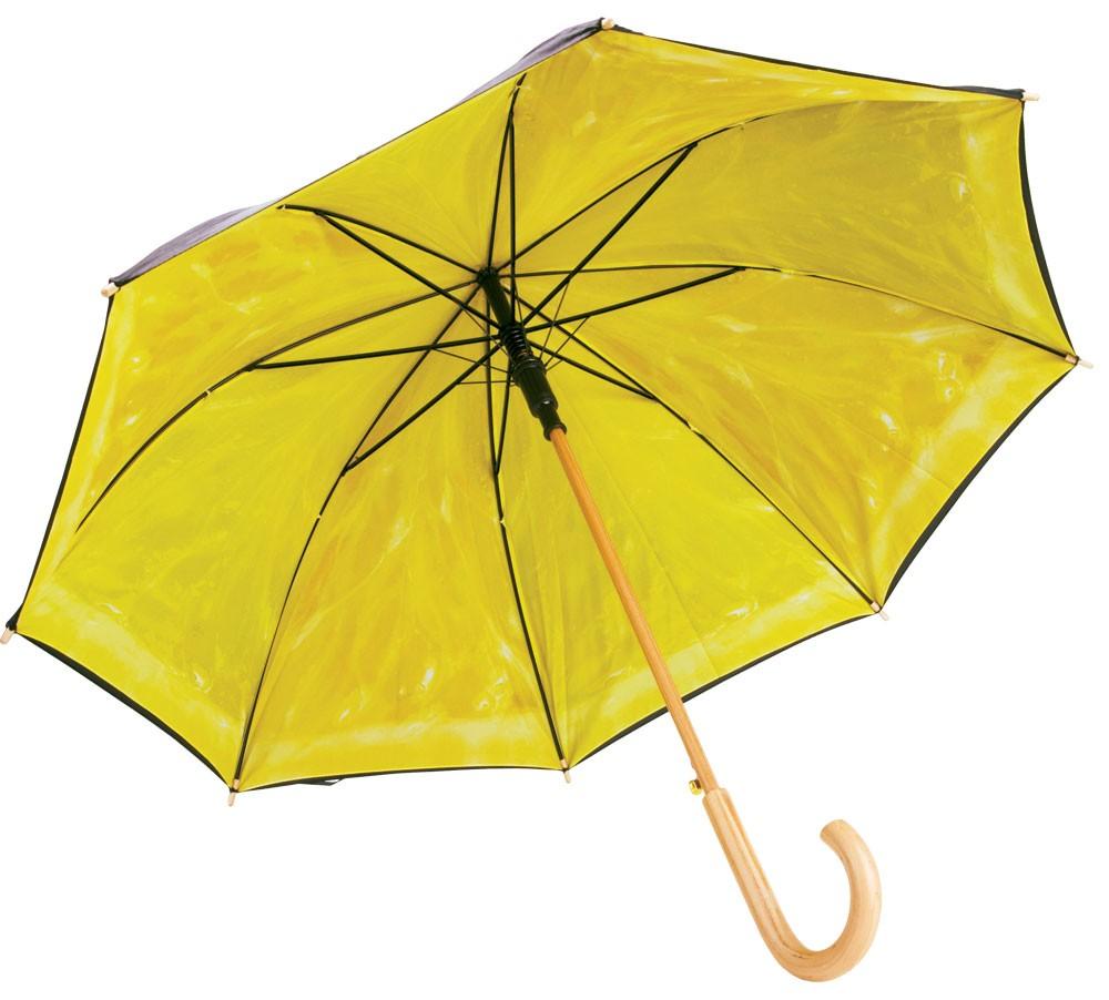 Зонт Сочный лимон
