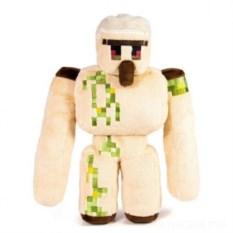 Большая мягкая игрушка Minecraft Железный Голем